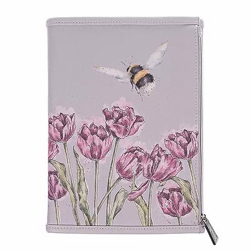Carnet de notes portefeuilles abeille