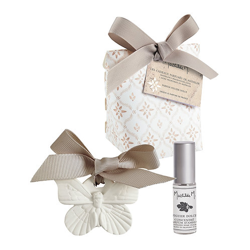 Les présents parfumés de Mathilde Palazzo Bello - Figuier Dolce