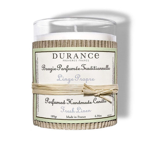 Bougie parfumée Linge Propre