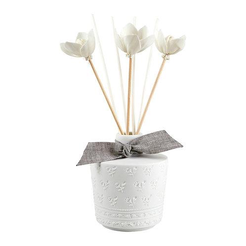 Diffuseur de parfum d'ambiance Palazzo Bello -Fleur de coton