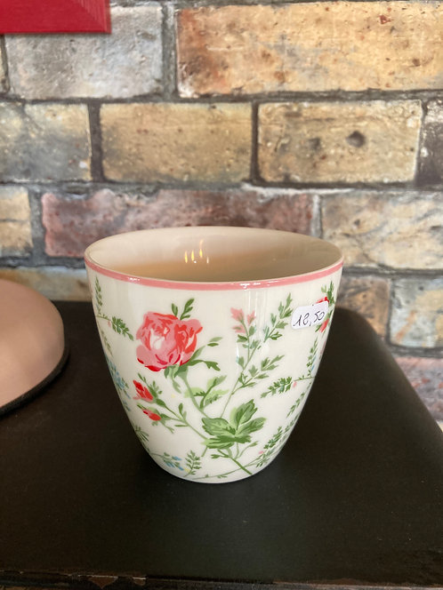 Cup Constance porcelaine