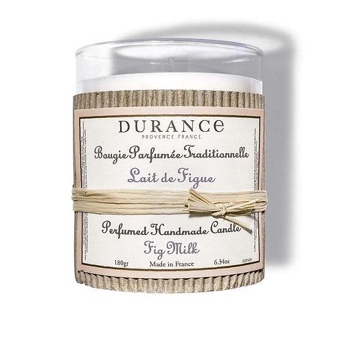 Bougie parfumée Lait de Figue