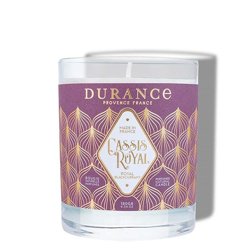 Bougie Parfumée Cassis Royal