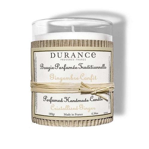 Bougie parfumée Gingembre Confit