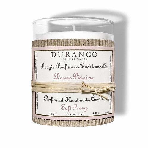 Bougie Parfumée Douce Pivoine
