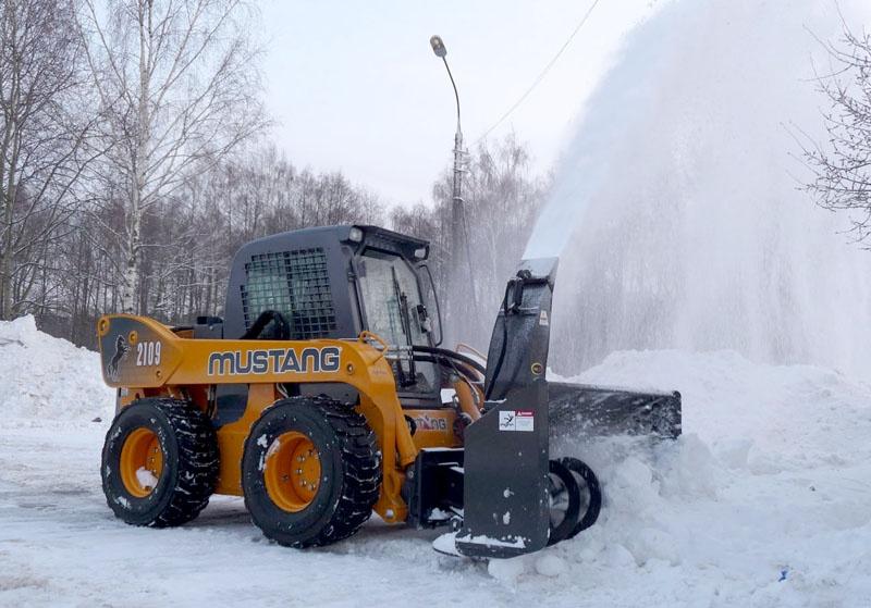 Вывоз снега Рязань