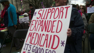 Uncompensated Care Costs Well Down in ACA Medicaid Expansion States