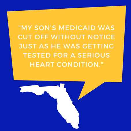 My Son is Uninsured with an Underlying Heart Condition.