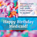 It's Medicaid's 55th Birthday! Help Protect and Strengthen it While Floridians Need it the M