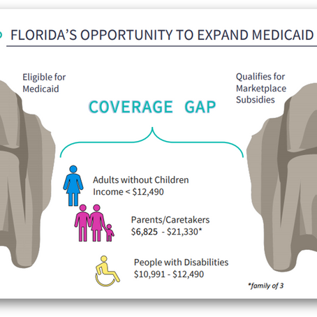 Florida First State To Get Medicaid Flexibility For Coronavirus. But What About the Uninsured?