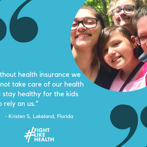Left Behind: Florida Mom Makes Due Without Health Coverage