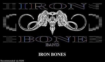 IRON BONE BAND