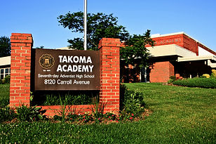 Takoma Academy building
