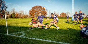 Lucas Frayssinet Sports Rugby