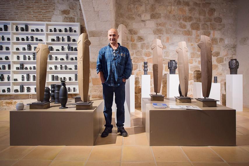 Pascal Lacroix: Artiste Céramiste