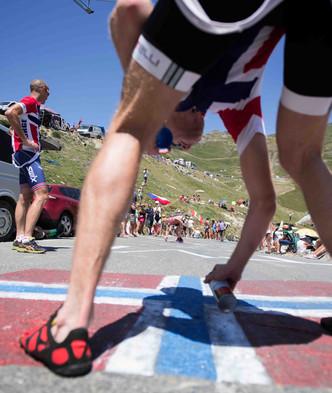 Lucas Frayssinet Sports Tour de France