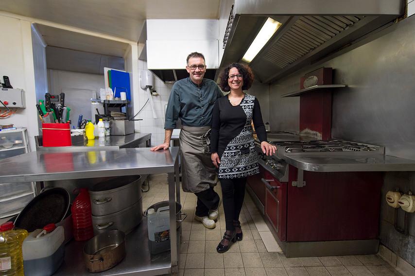 Valérie et Denis Peresse: Restaurateurs