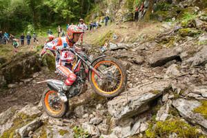 Lucas Frayssinet Sports Trial Fujinami
