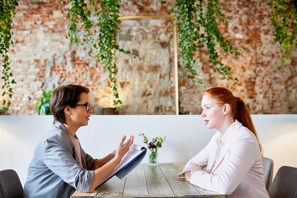 Small business Owners employee interview