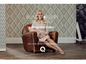 Amanda Holden BundleBerry collection for QVC