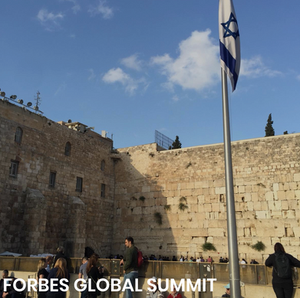 Forbes Under 30 Global Summit 2018 Tour