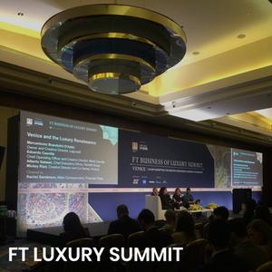 A look at the FT Business of Luxury Summit
