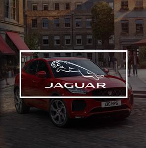 Jaguar E-Pace Hotspot Video