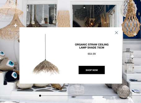 BRINGING STORE EXPERIENCES ONLINE VIA SHOPPABLE VIDEO