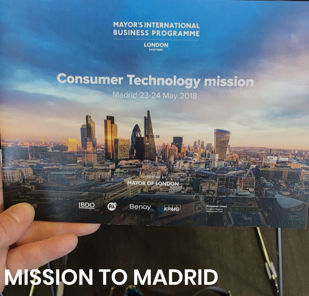 Mayor's International Business Programme's Mission to Madrid