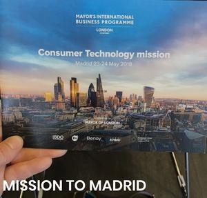 Mayor's International Business Programme's Mission to Madrid