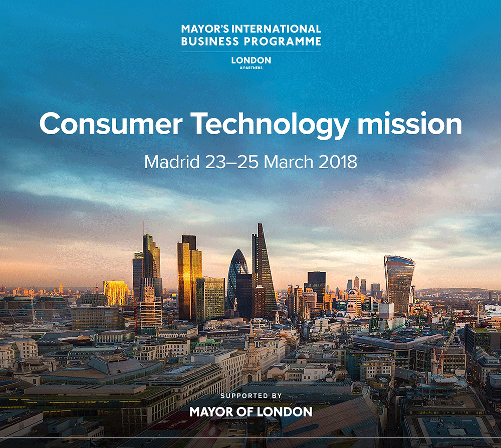 Mayor's Consumer Technology mission to Madrid
