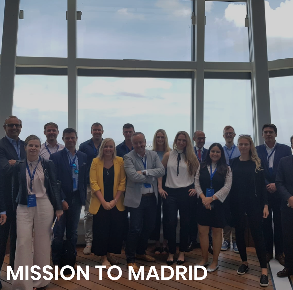 Smartzer at the Mayor of London's Trade Mission to Madrid