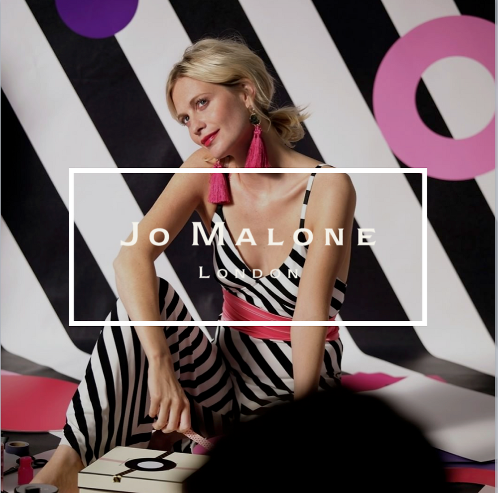 Jo Malone Queen of Pop Shoppable Video