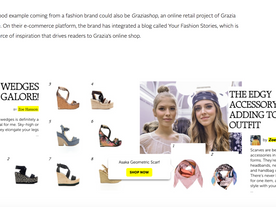 'DEFINING SHOPPABLE CONTENT' REPORT BY STYLA & SMARTZER