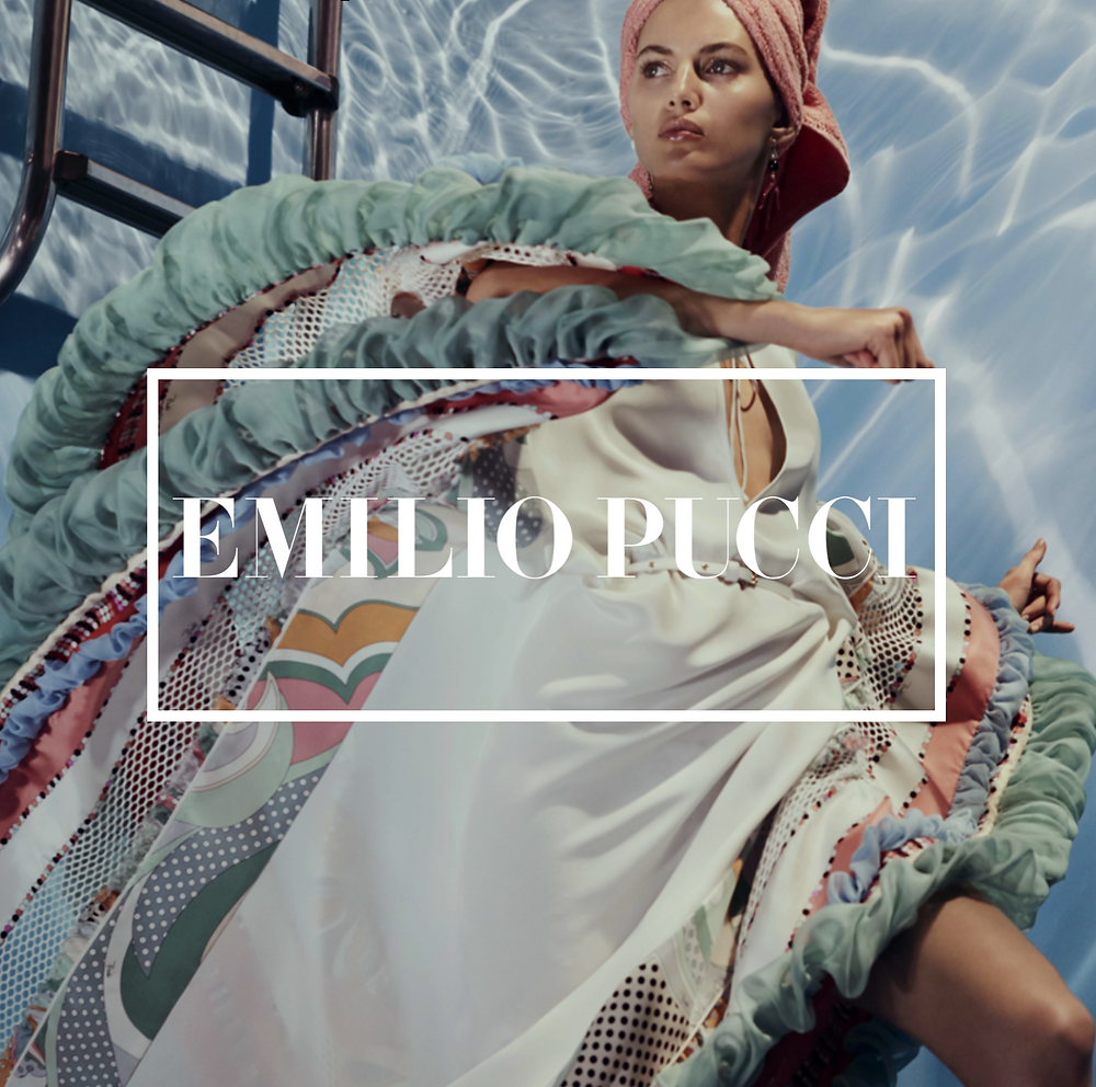 Still of the Emilio Pucci Interactive Video