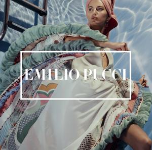 Still of the Emilio Pucci Interactive Video