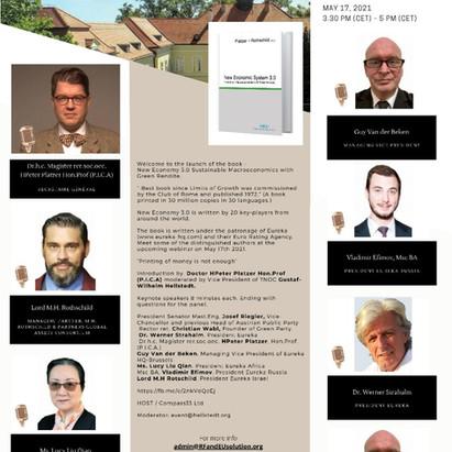 Book Release & Webinar: New Economy 3.0 - Sustainability Macroeconomics with Green Rendit