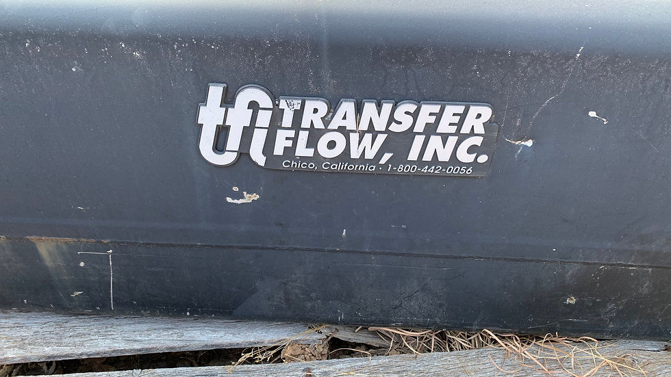 Transfer Flow Fuel Tank