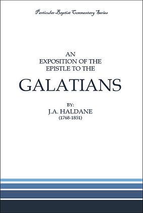 J.A. Haldane - Galatians