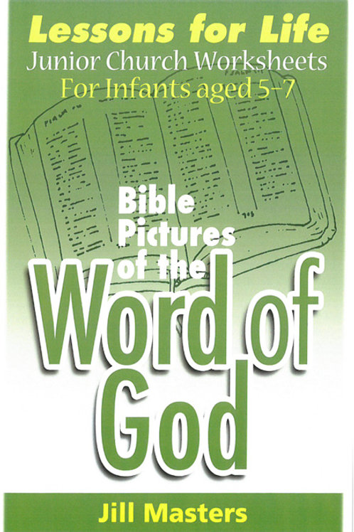 Bible Pictures of the Word of God