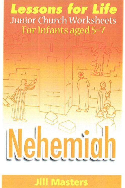 Nehemiah: AGES 5-7