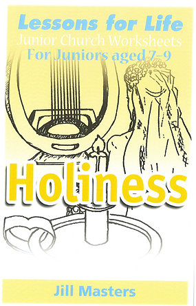 HOLINESS: AGES 7-9