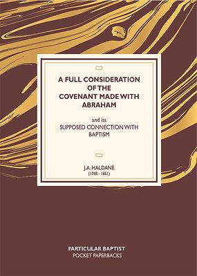 J.A. Haldane - Covenant Made With Abraham