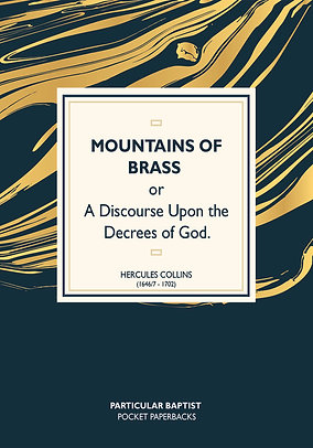 Hercules Collins- Mountains of Brass