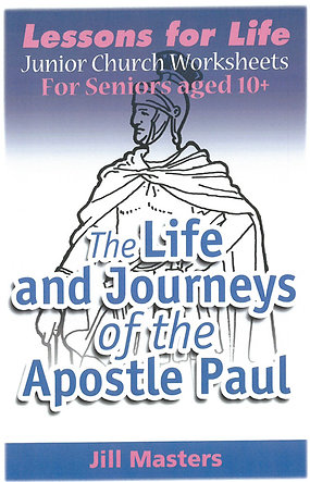 LIFE of the APOSTLE PAUL 10 +