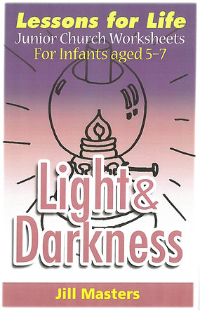Light & Darkness: AGES 5-7