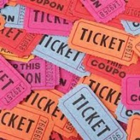 25 for $20 Raffle Tickets