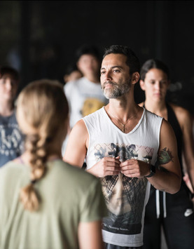 Novelist and previous professional dancer, Mario Alberto Zambrano is currently the Associate Director of Dance at The Juilliard School.
