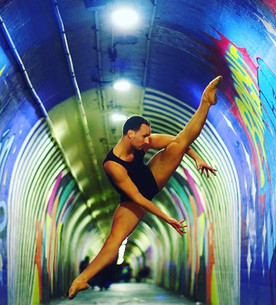 Joshua Winzeler is a former professional dancer and current Ballet Hispánico School of Dance Artistic Associate, looking to dismantle the stereotypes within the dance community. Body types. Gender norms. Dance hierarchy. Teaching methods for diverse learners.