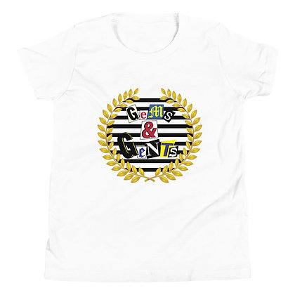 Gems & Gents Youth Ransom Short Sleeve T-Shirt